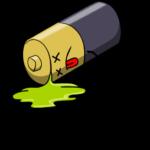 強迫性障害で電池の液漏れ等の危険物が怖い方へ【対策】
